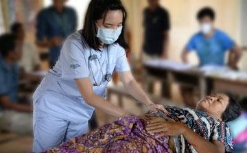Medical Volunteer Program in Cambodia