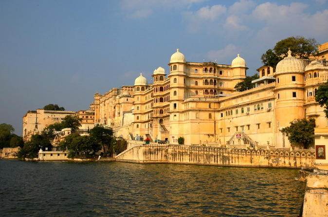 Lake City Udaipur Viaje
