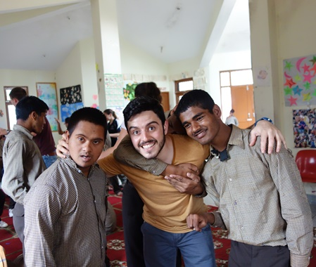 Volunteer in India For Disabled Care