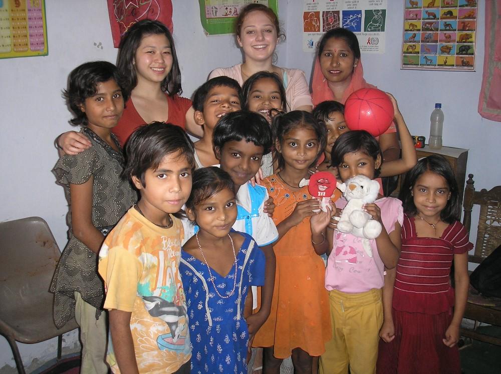 Short Term Volunteer Work In India 2 Week Special Volunteering
