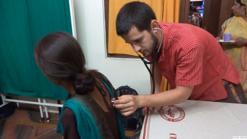medical internship in India with VolSol