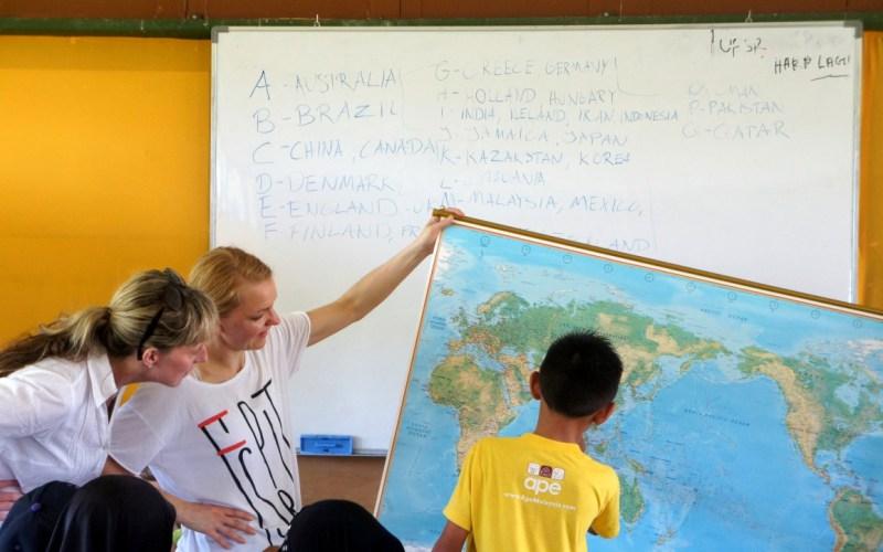 Volunteer in Malaysia - Most Affordable Volunteer Programs