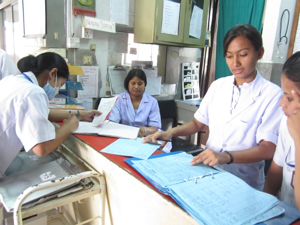 medical internship in Nepal with Volunteering Solutions
