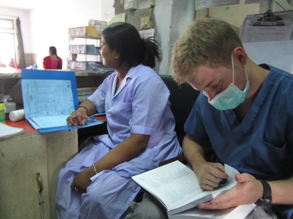 Internship in Nepal with volunteering solutions