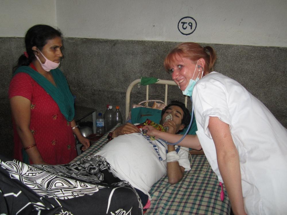 Medical Internship in Nepal hospital