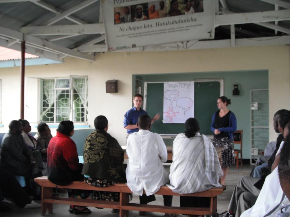 Medical & Healthcare Volunteer Program Zanzibar Tanzania