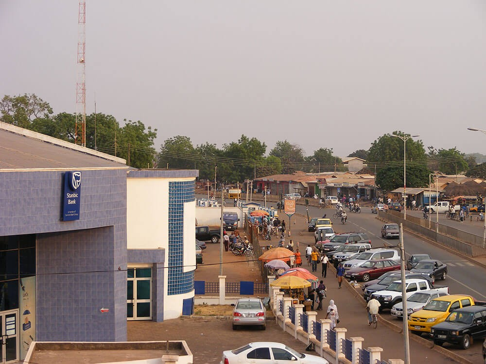 View of Tamale City