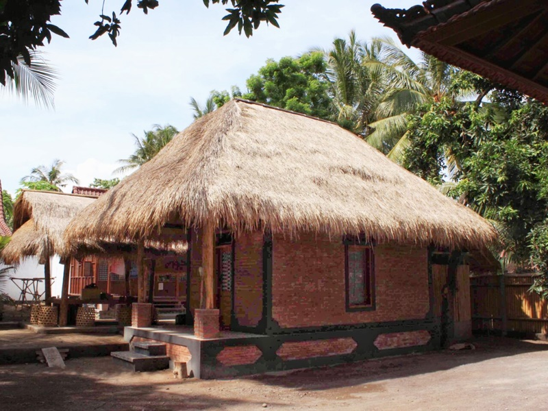 Accommodation in Tianyar