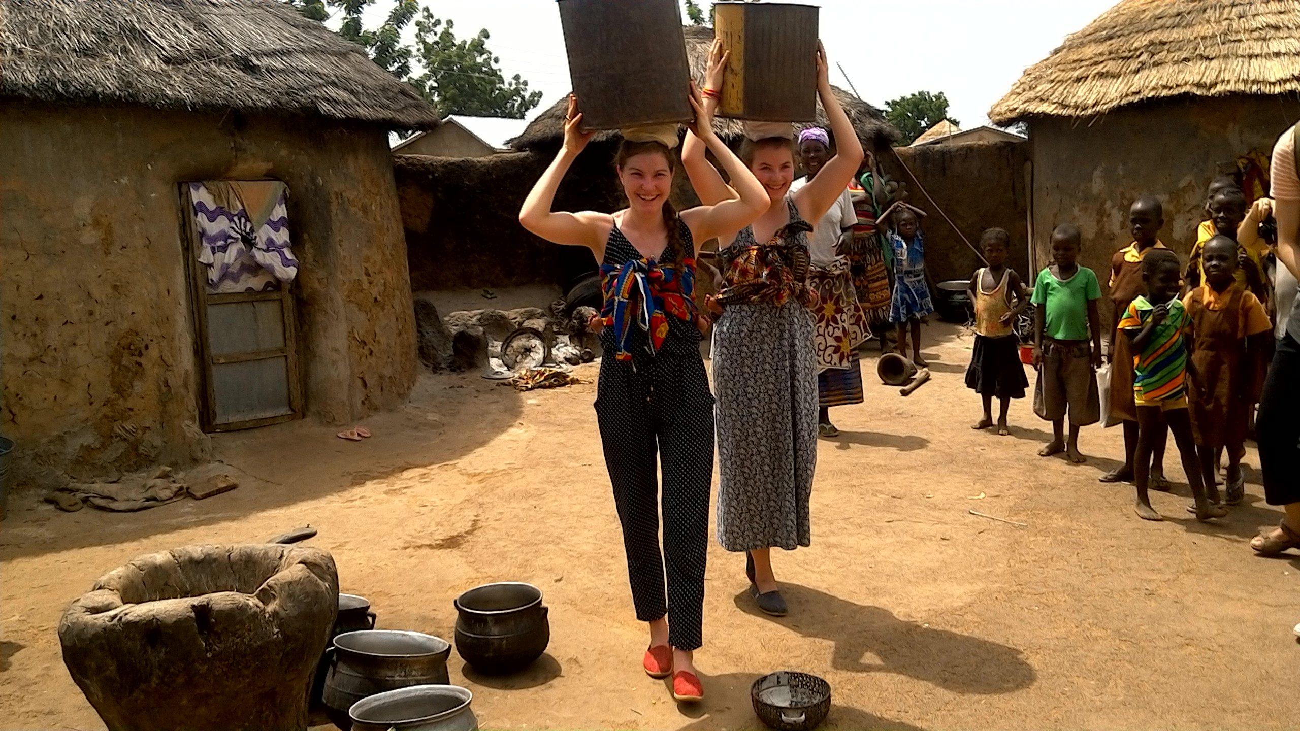 Community Work In Ghana
