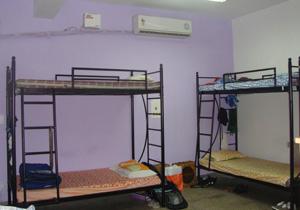 Volunteer Dorm Rooms in Delhi