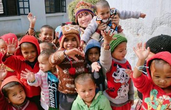 volunteer programs in Nepal