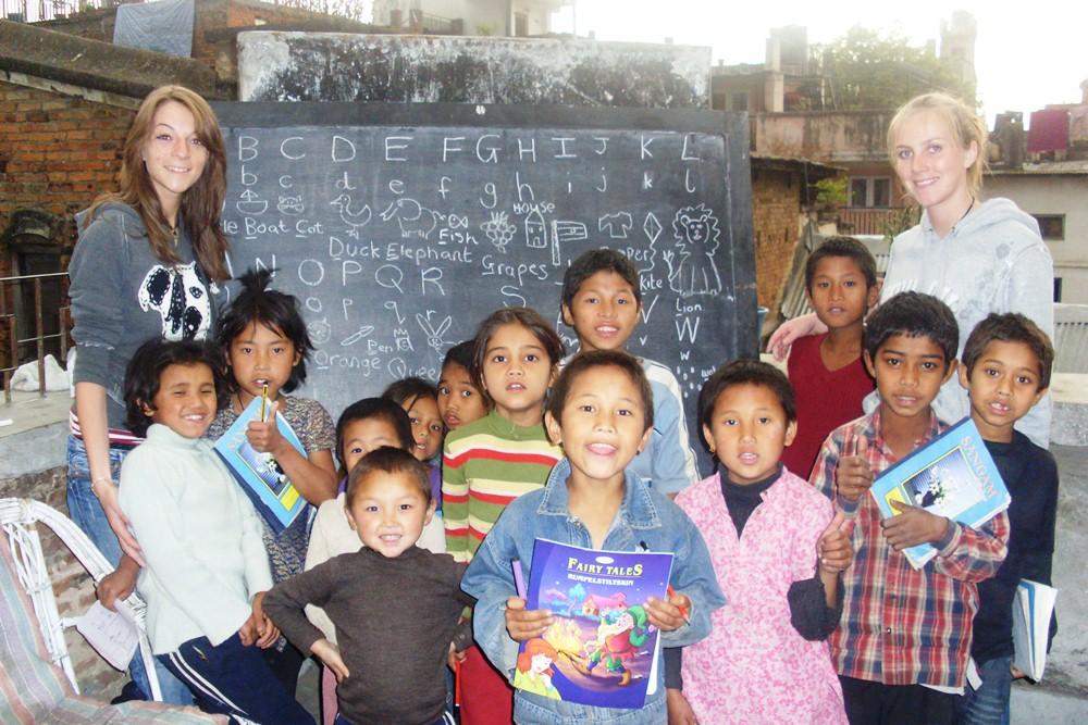 volunteer programs in Nepal