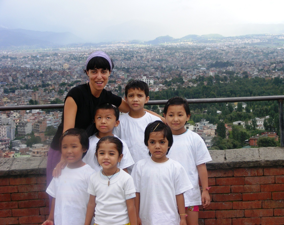 Volunteer program Nepal