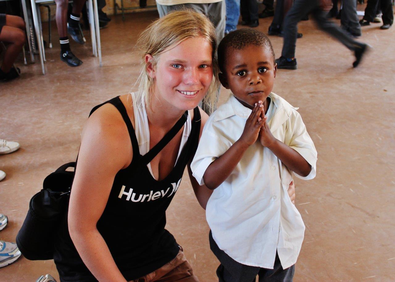 volunteer opportunities in South Africa