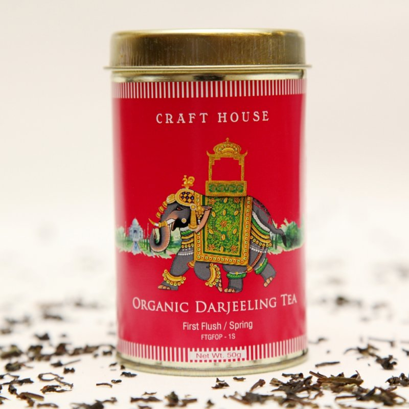 Assam Tea, Darjeeling Tea