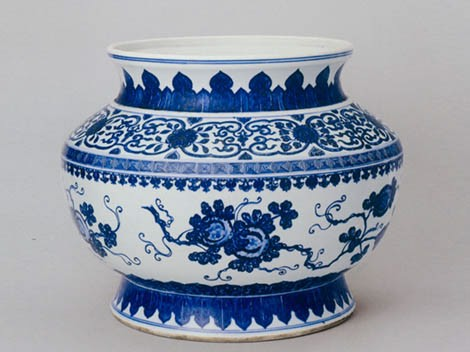 Fine China, Ceramic pot