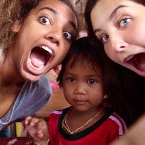 How To Convince Your Friends For Group Volunteering Abroad