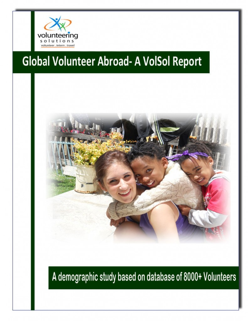 Global Volunteer Abroad Report By Volunteering Solutions