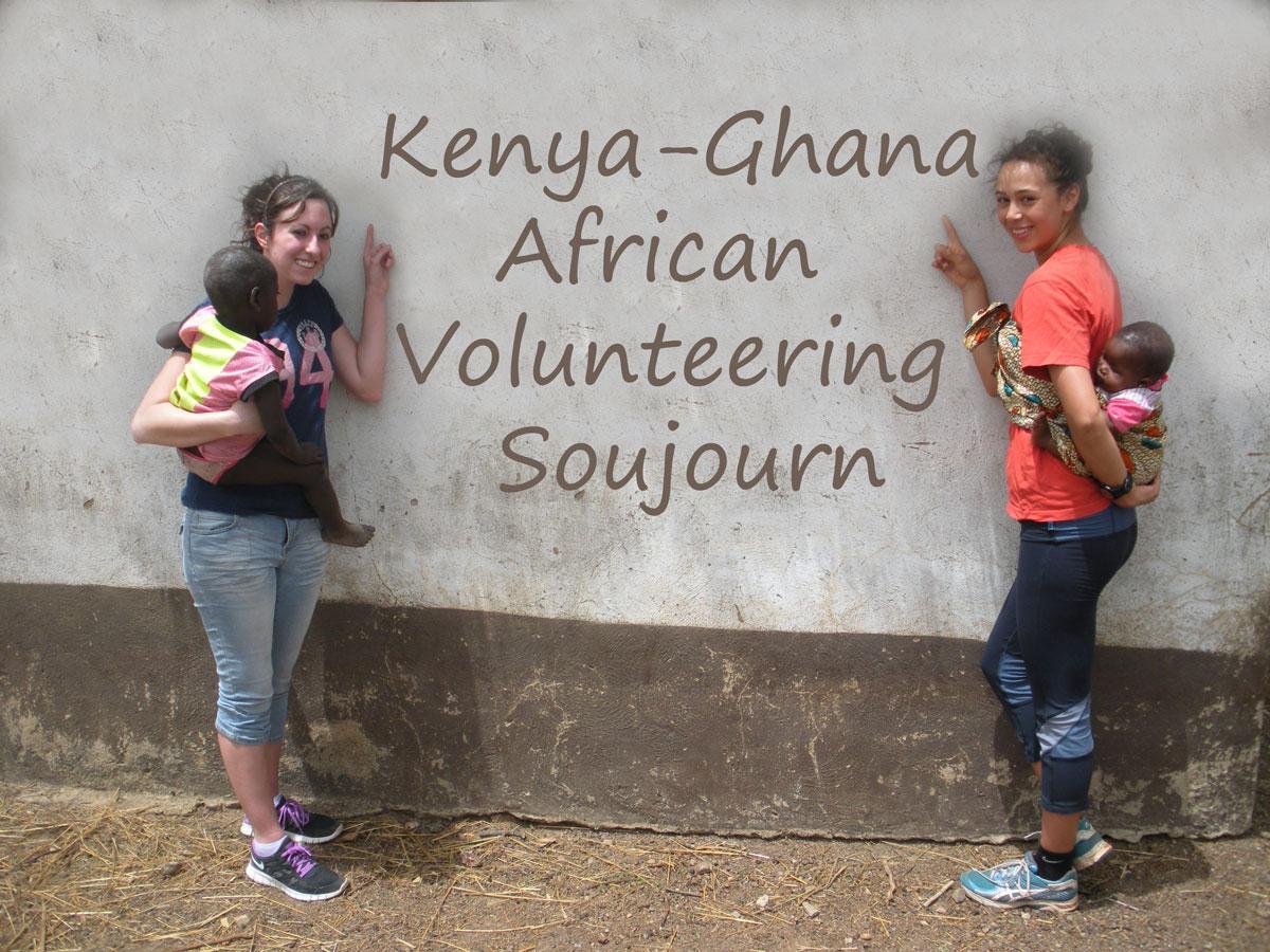 Volunteer in Kenya & Ghana with Volunteering Solutions