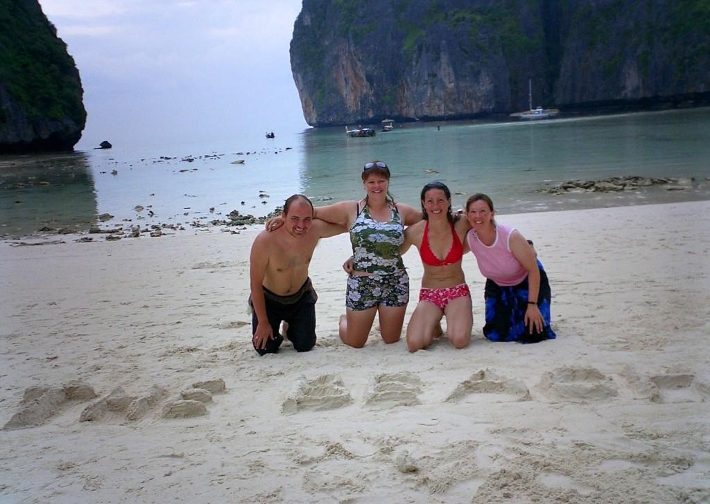 Thailand beache