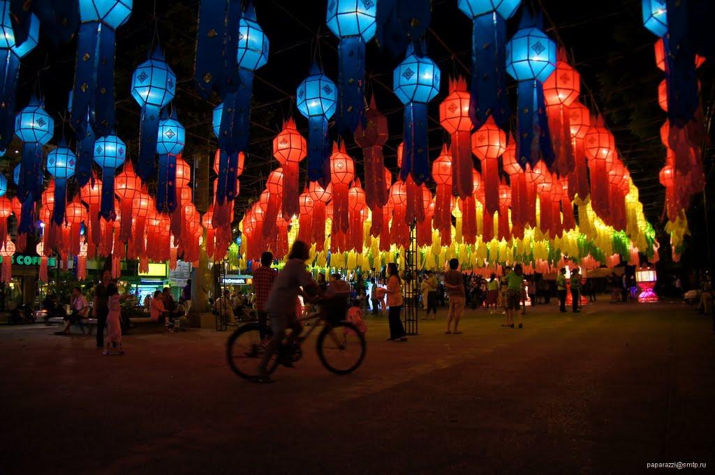 Night at Chiang mai