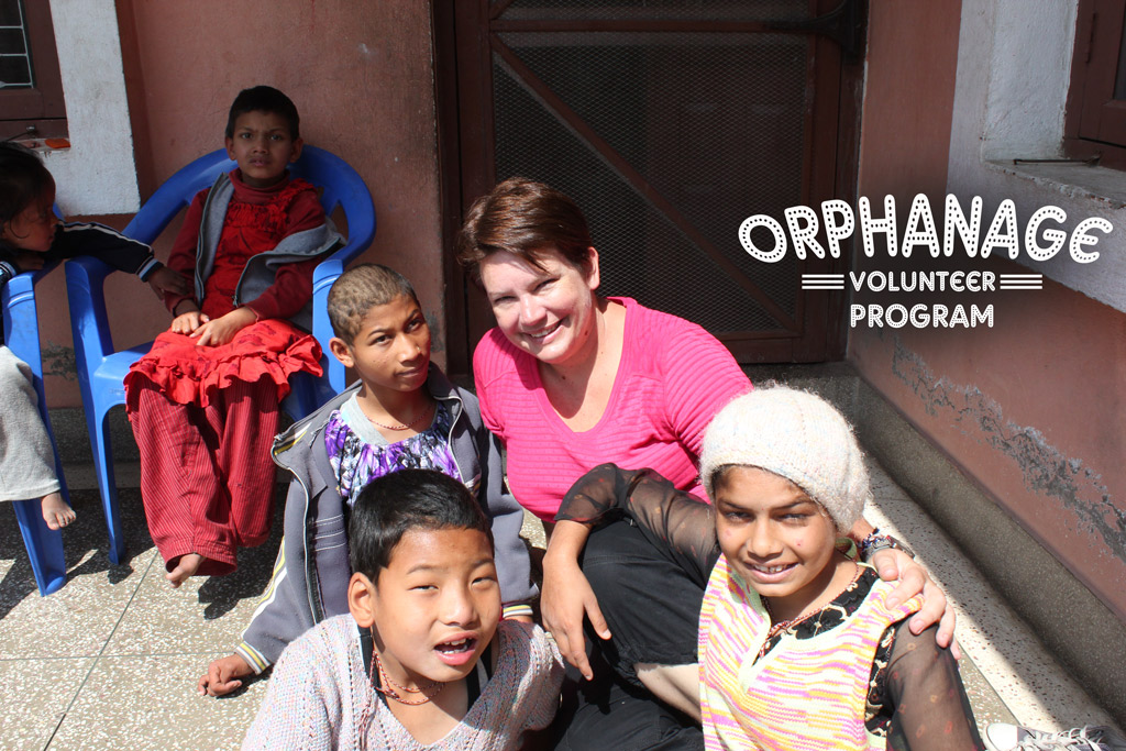 volunteering-in-nepal with volunteering solutions