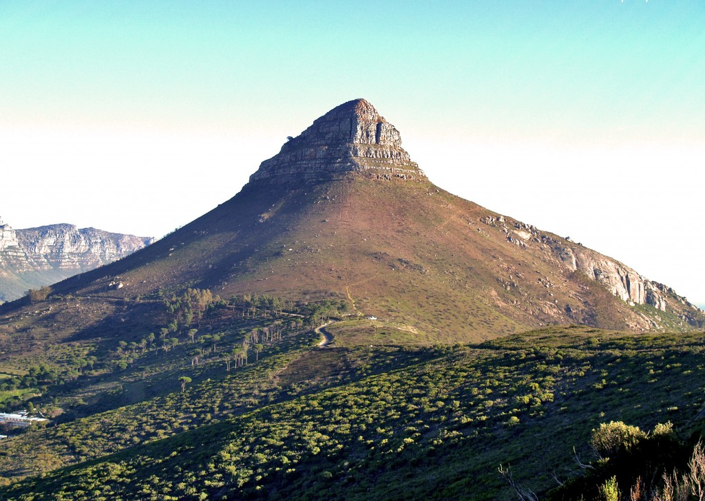 Lion's head cape town