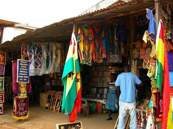 Explore Markets And Handicraft Centers in Ghana