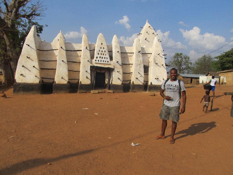 Visit The Larabanga Mosque in ghana
