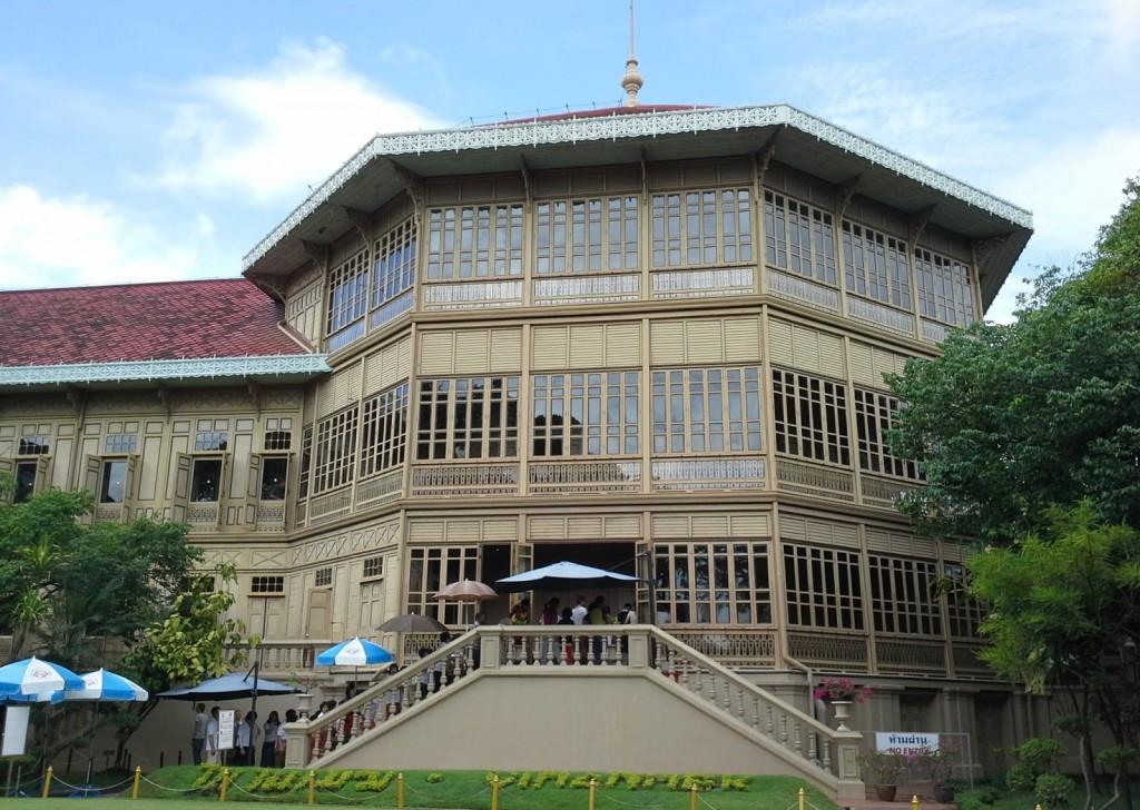 vimanmek Palace Bangkok Thailand
