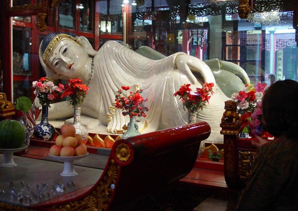 Shanghai-Jade Buddha Temple