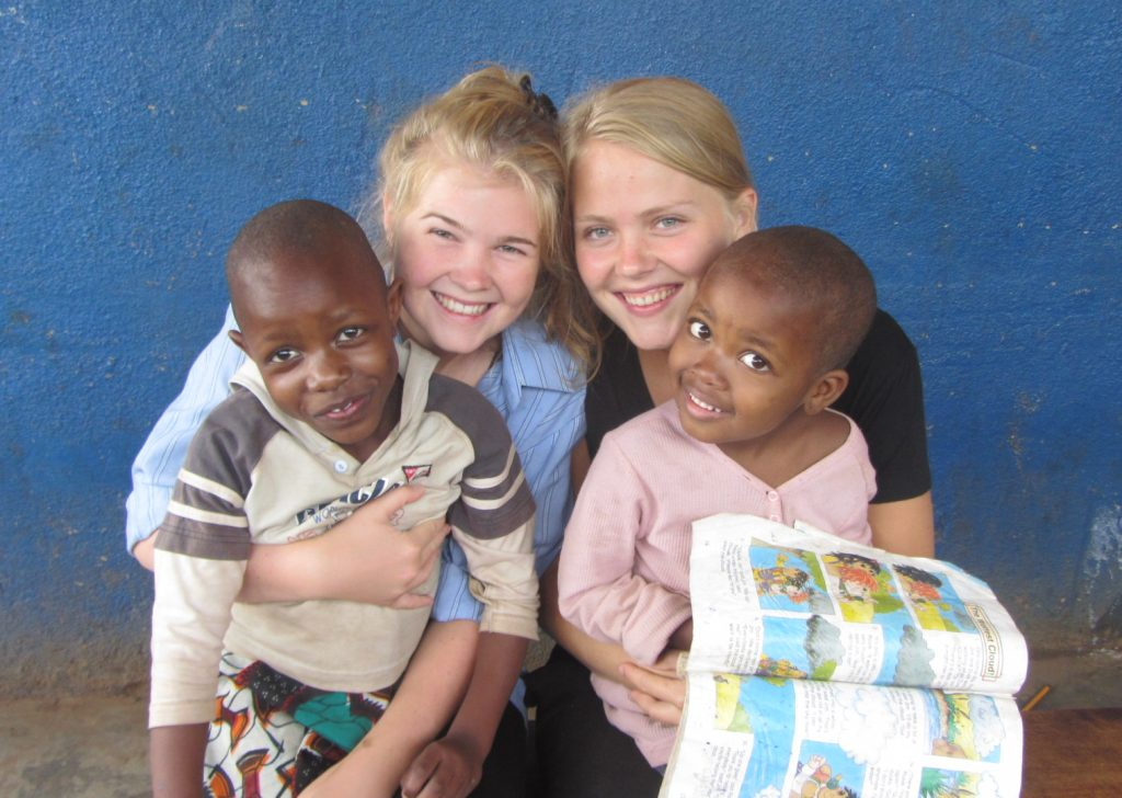 volunteer in tanzania with volsol