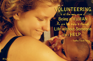 10 Quotes On Volunteering Abroad By Famous Personalities