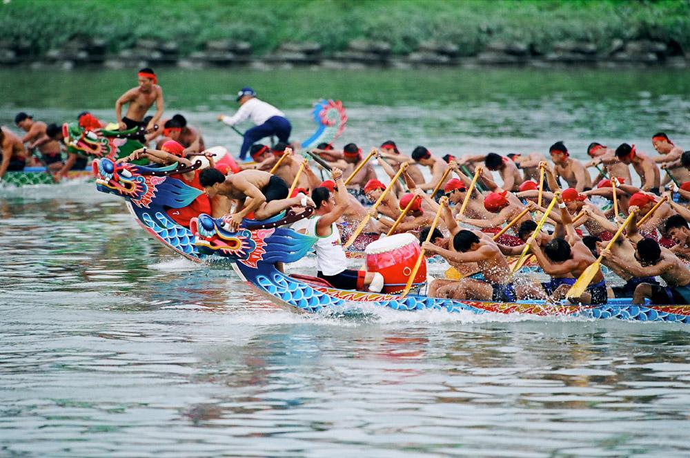 The History of Dragon Boat Festival Dragon Boat Festival