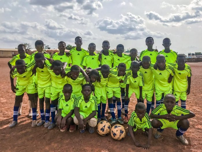 sports development volunteering abroad