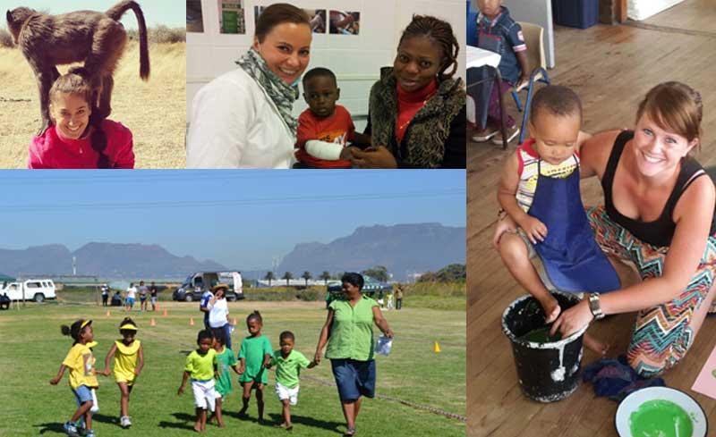 volunteer work in south africa