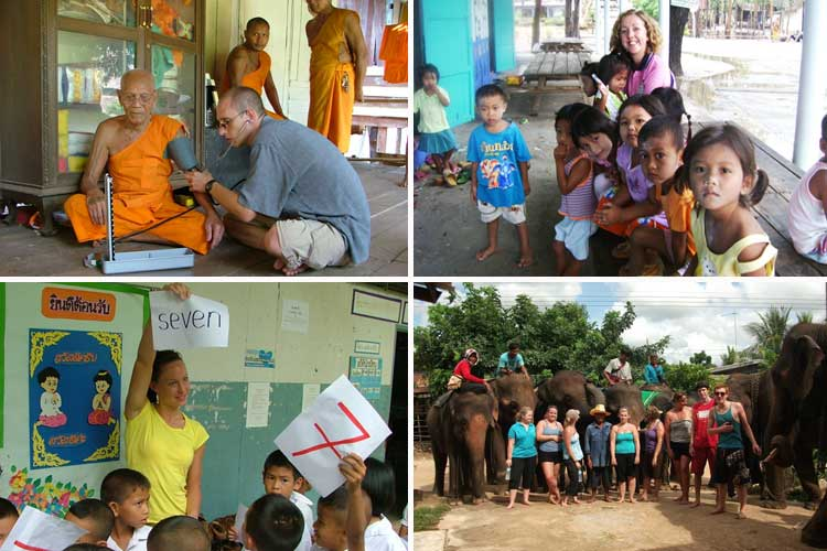 Volunteer-projects-in-Surin-Thailand