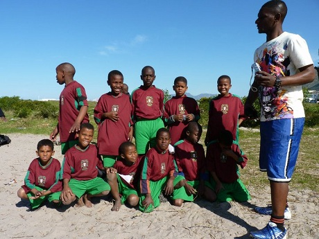 soccer coaching south africa