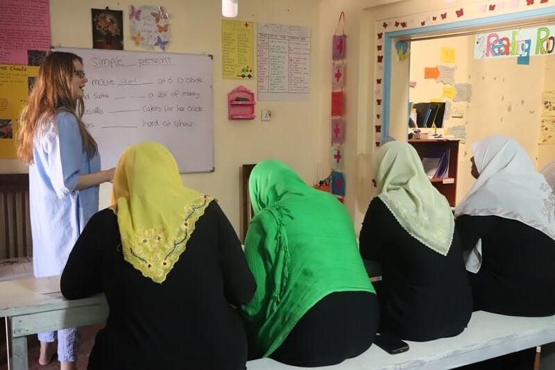 Women Empowerment Program - Sri Lanka