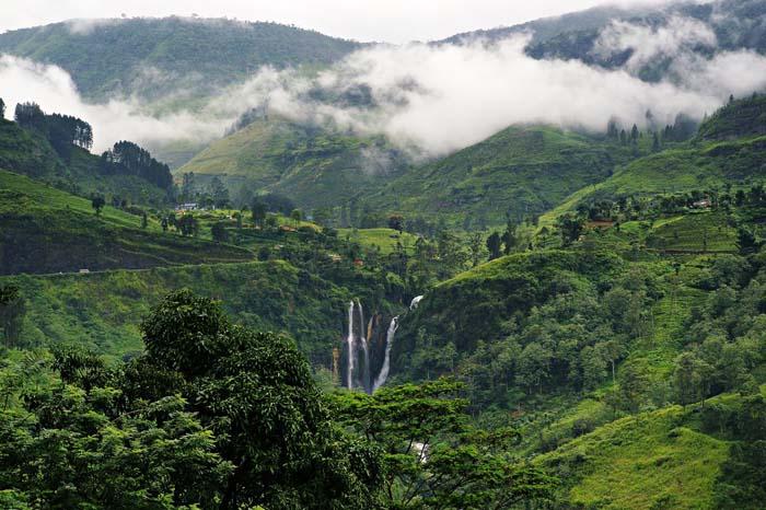Pidurutalagala Sri lanka