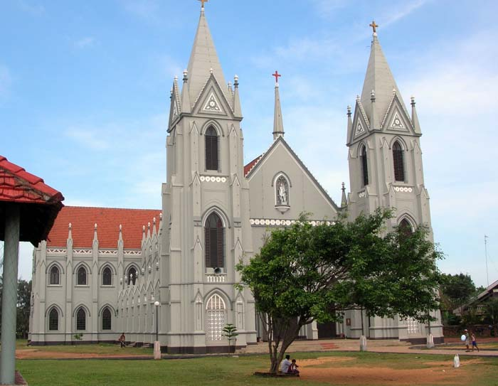 St. Lucia's Cathedral Sri lanka
