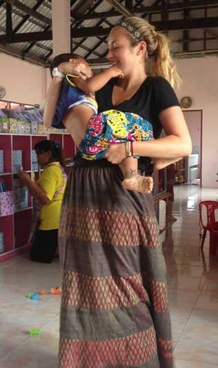 Volunteer-work-in-Thailand-by-Cristyn-with-volsol