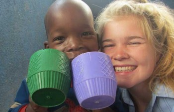 Volunteer In Tanzania