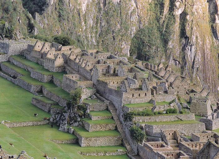 Inca civilization in Peru