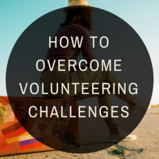Volunteer Abroad Challenges