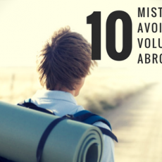 mistakes to avoid while Volunteering Abroad