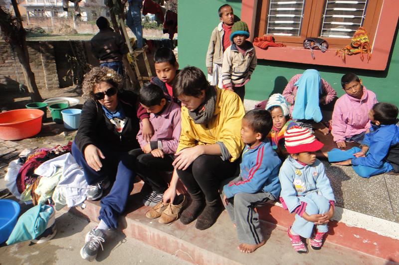 orphange-volunteer-work-in-Nepal