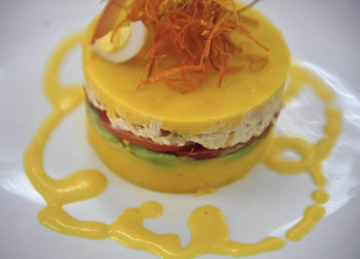 typical Peruvian culinary