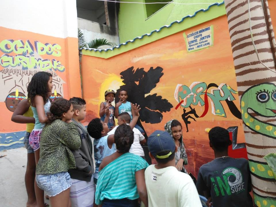 art teaching in Brazil