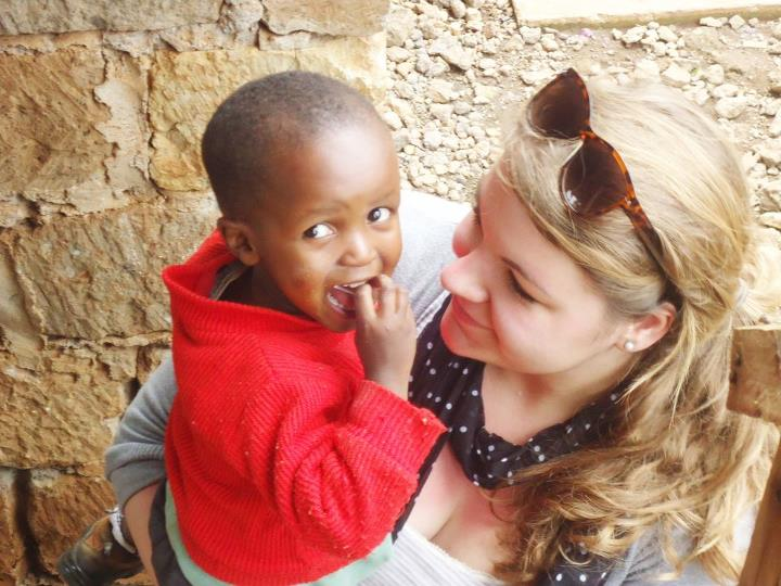 childcare volunteering in kenya